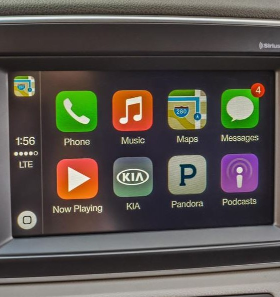 Kia Now Offers Apple Carplay With Uvo Services The News