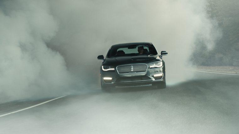 2017 Lincoln MKZ Ads