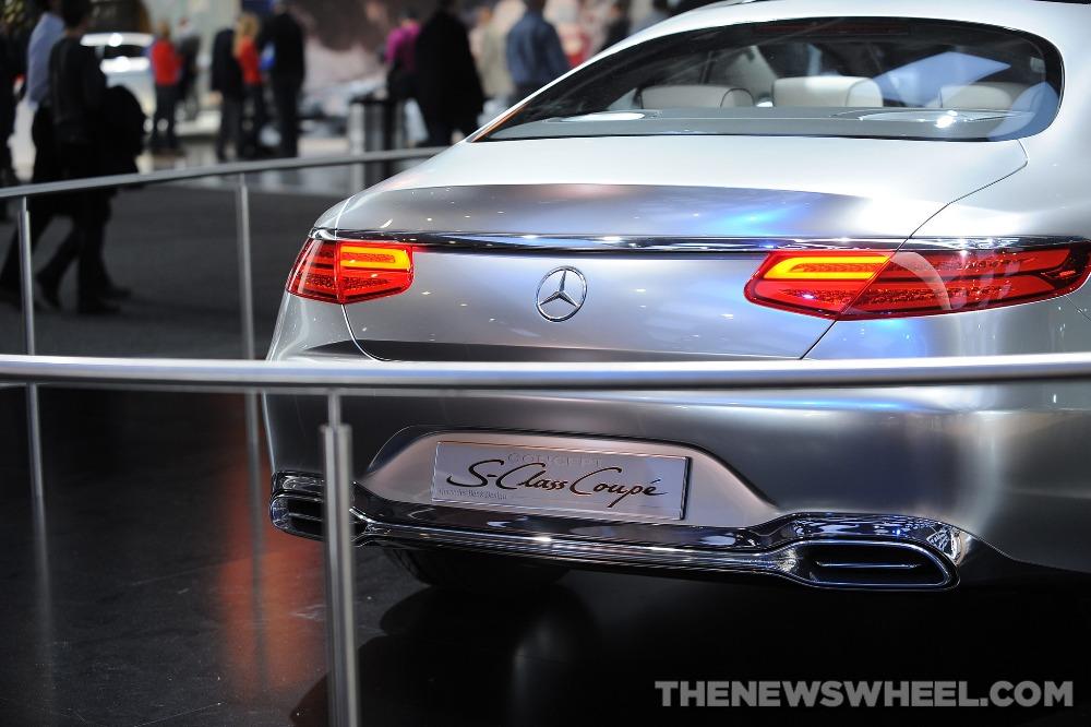 Mercedes benz usa sets new april sales record the news wheel for Mercedes benz a class usa