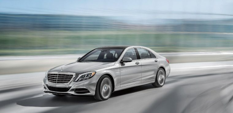 Particulate filers will be added to Mercedes-Benz gasoline-powered engines