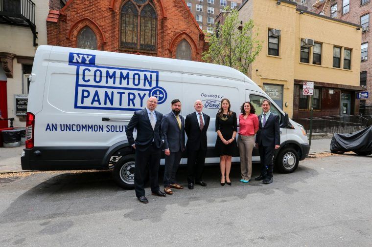 New York Common Pantry Ford Transit