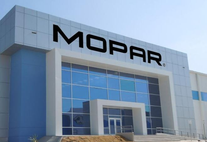 New FCA US Mopar Center