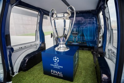 UEFA Champions League Final - Nissan