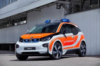 Emergency Response BMWs