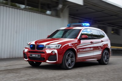 Emergency Response BMWs