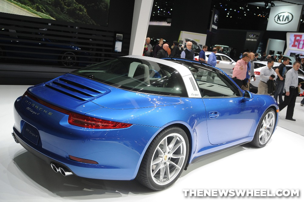 You Wish You Owned Rapper Young Dolph S Porsche 911 Targa