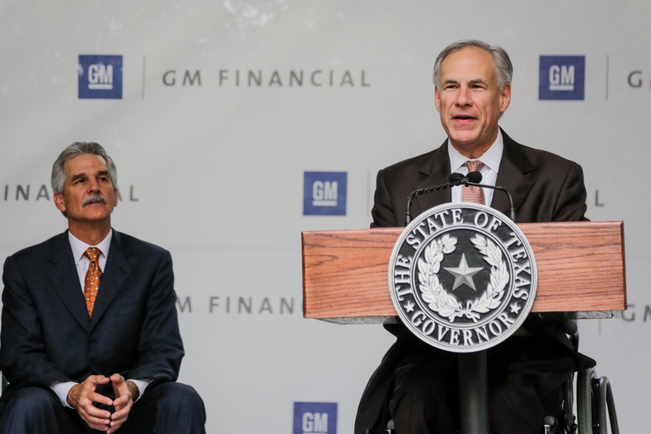 Gm breaks ground on san antonio financial servicing center for Motor finance company san antonio