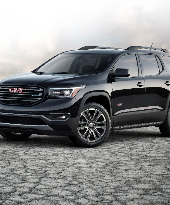 2017 gmc acadia overview the news wheel. Black Bedroom Furniture Sets. Home Design Ideas
