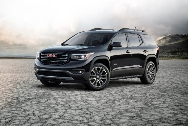 The new mid-size GMC Acadia carries a starting MSRP of $29,070 and will come with new engine options for the 2017 model year