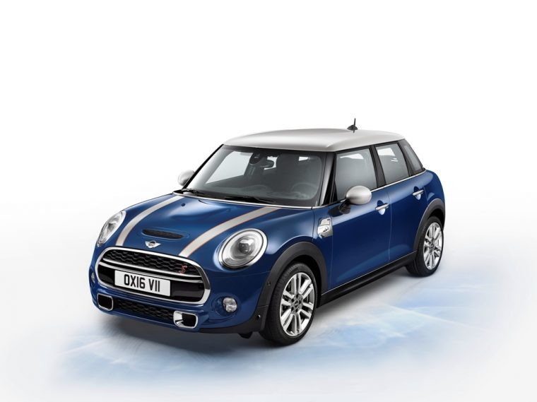 Mini will be releasing the 2017 Mini Seven special edition in late summer, but it has yet to release specific pricing figures for the vehicle