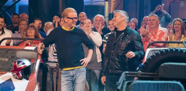 Top Gear Revamp Launch