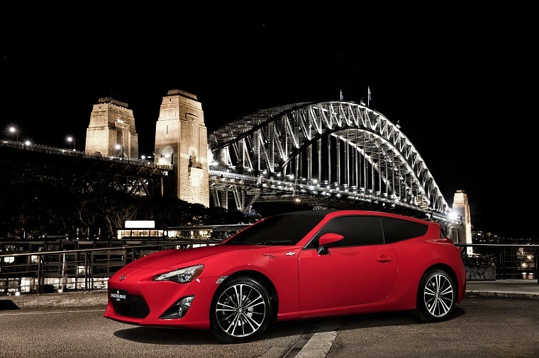 The Toyota 86 Shooting Brake Concept
