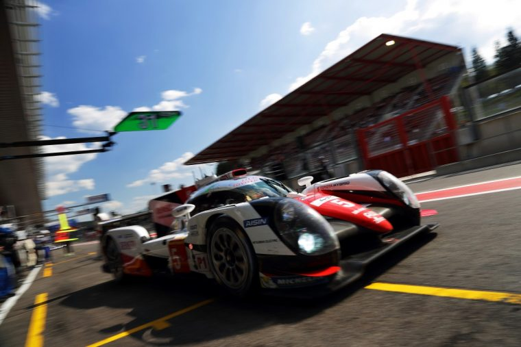 Toyota Gazoo Racing 6 Hours of Spa-Francorchamps