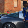 Rap artist Young Dolph recently showed off his expensive Porsche 911 targa via instagram