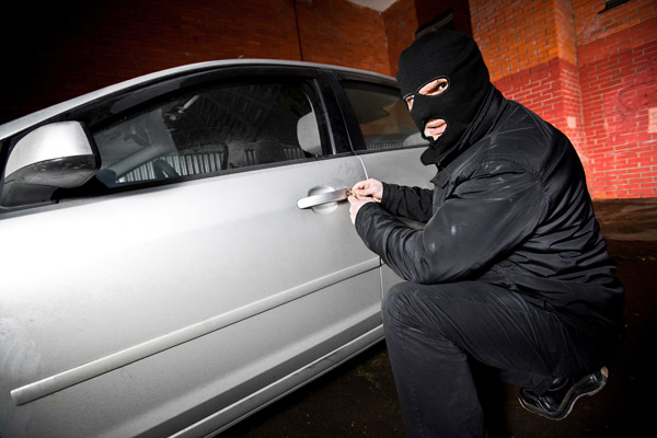 car thief comprehensive insurance