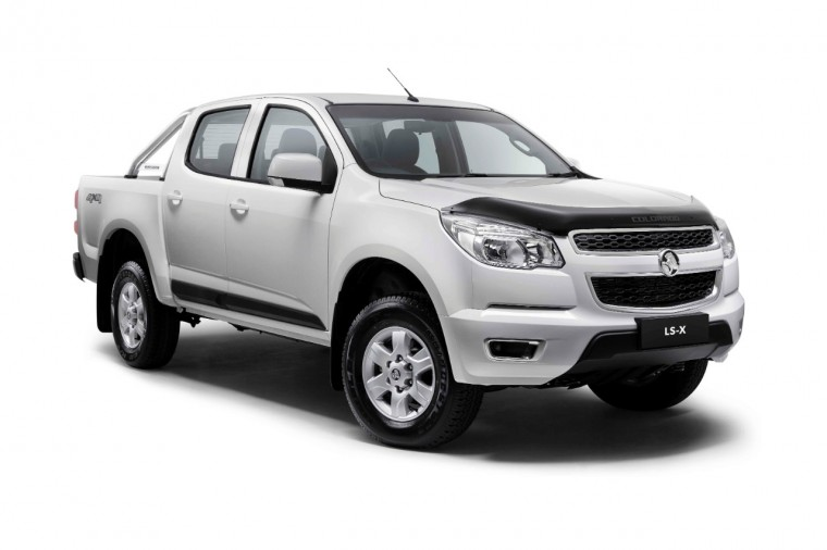 Holden Colorado LS-X