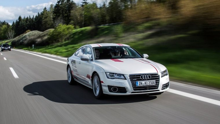 Audi Self-Driving Jack