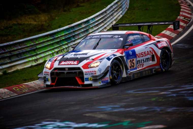 Nissan at the Nürburgring 24 Hour