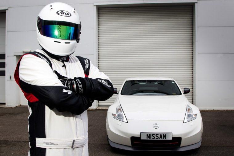 Nissan's Secret Stig