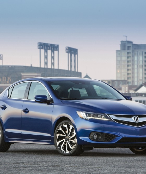 2017 Acura ILX Overview