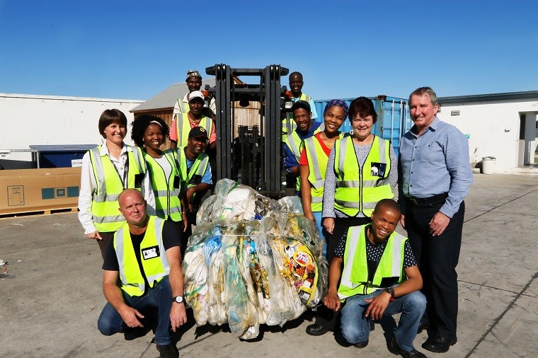 GM South Africa Parts Distribution Centre goes landfill-free