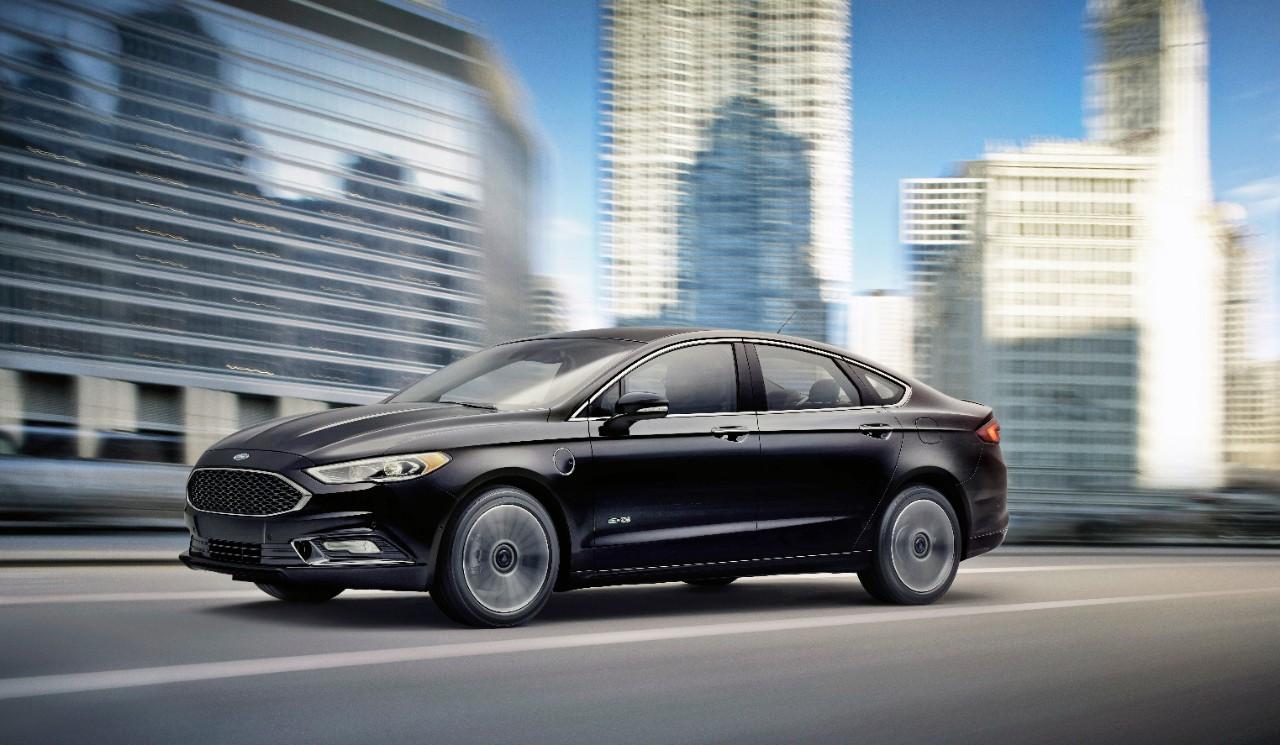 2020 Ford Fusion Energi | The News Wheel