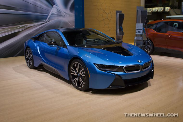 Bmw Delivers More Than 10 000 Electric And Hybrid Vehicles In