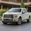 The Ford F-150 recently won Strategic Vision's Total Quality Impact Award in the full-size pickup truck segment