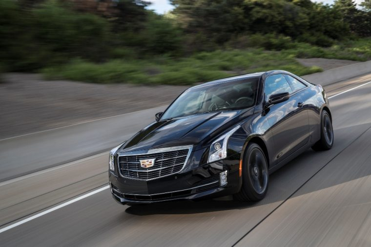 Cadillac has confirmed the naturally-aspirated 202-horsepower four-cylinder won't be available for the 2017 Cadillac ATS
