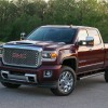 New photos have been released for the 2017 GMC Sierra Denali 2500 HD, which insinuate it could be more powerful than ever before
