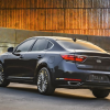 2017 Kia Cadenza Rear End