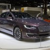 The 2017 Lincoln MKZ is an American luxury sedan that offers multiple powertrain options and carries a starting MSRP of $35,010