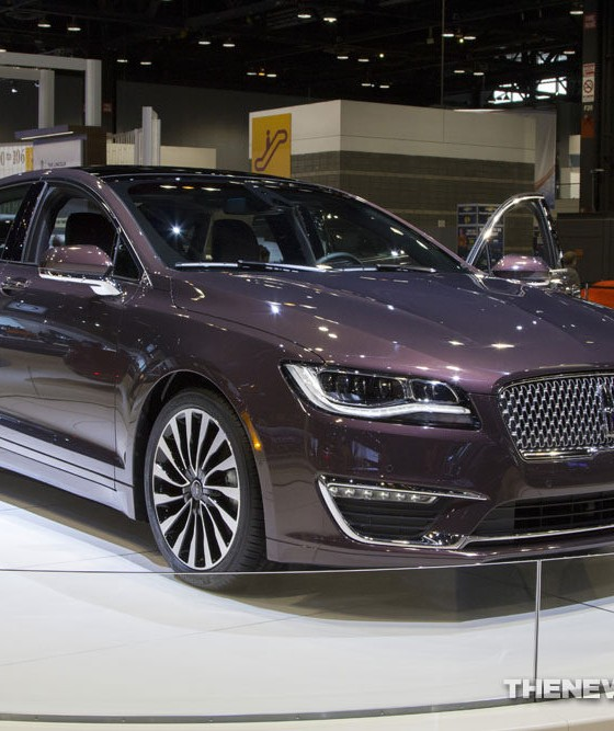 2017 Lincoln Mkz Photo Gallery: 2017 Lincoln MKZ Overview