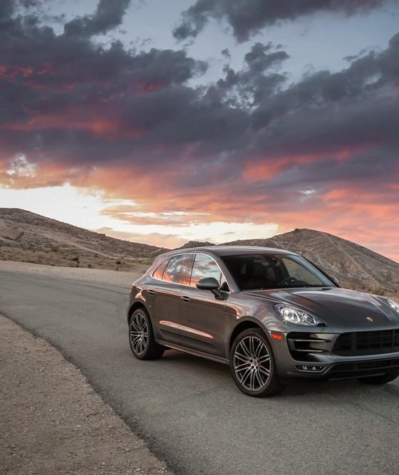 Porsche Macan: 2017 Porsche Macan Overview