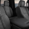 2017 Ram Power Wagon Seats
