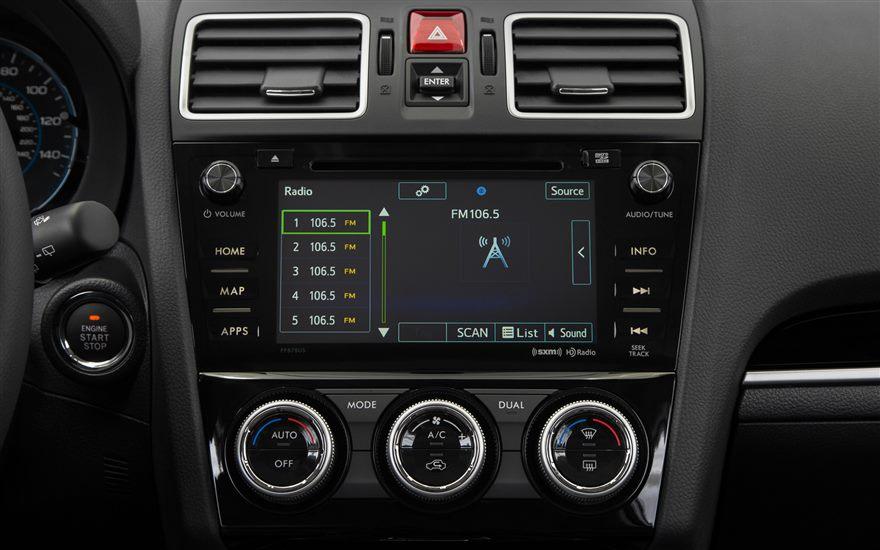 2017 Subaru Forester radio | The News Wheel