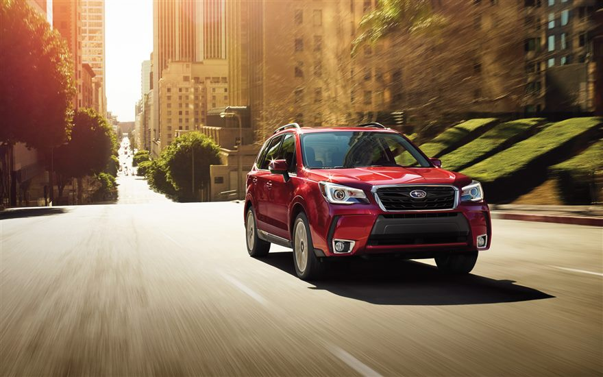 2017 subaru forester overview the news wheel. Black Bedroom Furniture Sets. Home Design Ideas