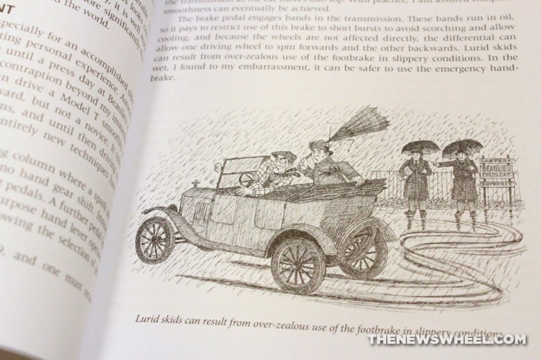 A Life Awheel auto biography book review Veloce W de Forte illustrations