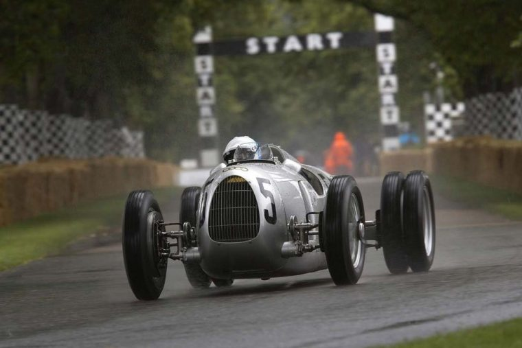 Audi Goodwood Festival of Speed