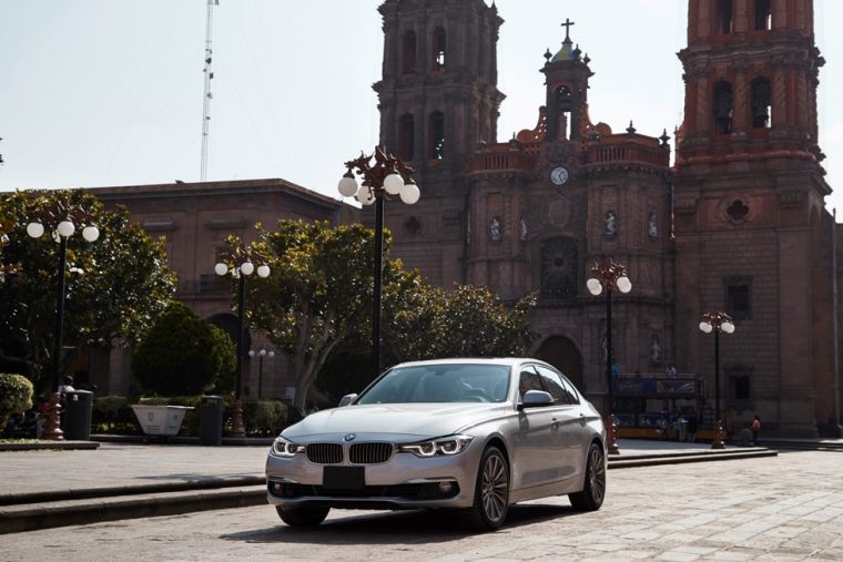 BMW 3 Series Mexico