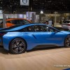 Hip-Hop producer DJ Mustard recently picked up a new 2016 BMW i8 that is very similar to one shown at the Chicago Auto Show