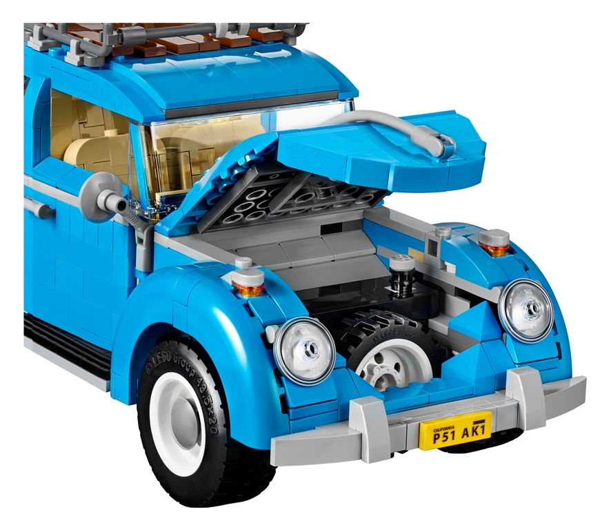 Build A Bug New 1960s Vw Beetle Lego Set Is Ready To Roll The