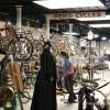 Buffalo Transportation Pierce Arrow Museum bicycles
