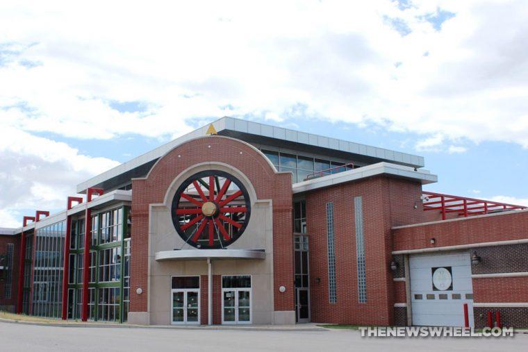 Buffalo Transportation Pierce Arrow Museum building