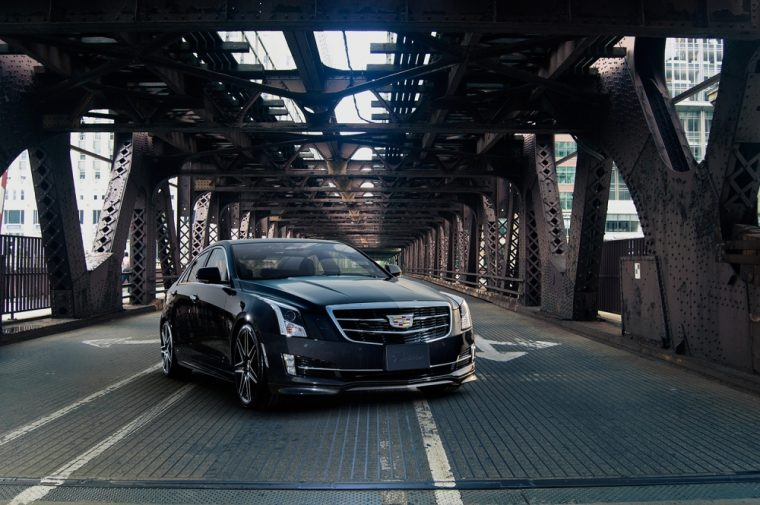 Japan will be the only market that will be able to get their hands on the new Cadillac ATS Luxury Sport Edition