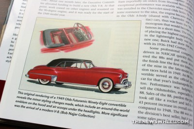 Cars of Harley Earl Book Review David W Temple CarTech GM pictures