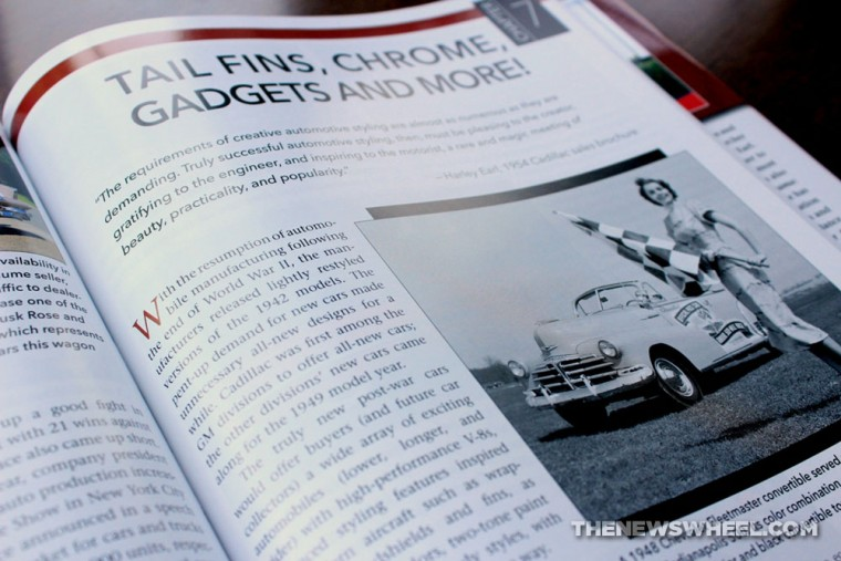 Cars of Harley Earl Book Review David W Temple CarTech chapters