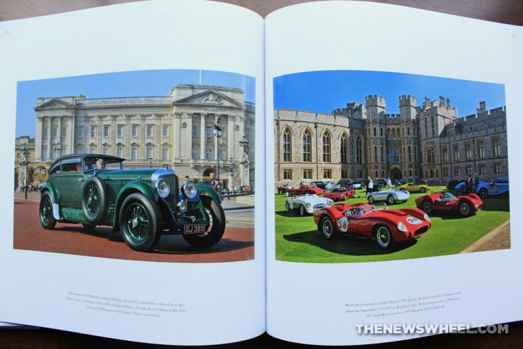 Concours Retrospective book review Coachbuilt Press Richard Adatto pages