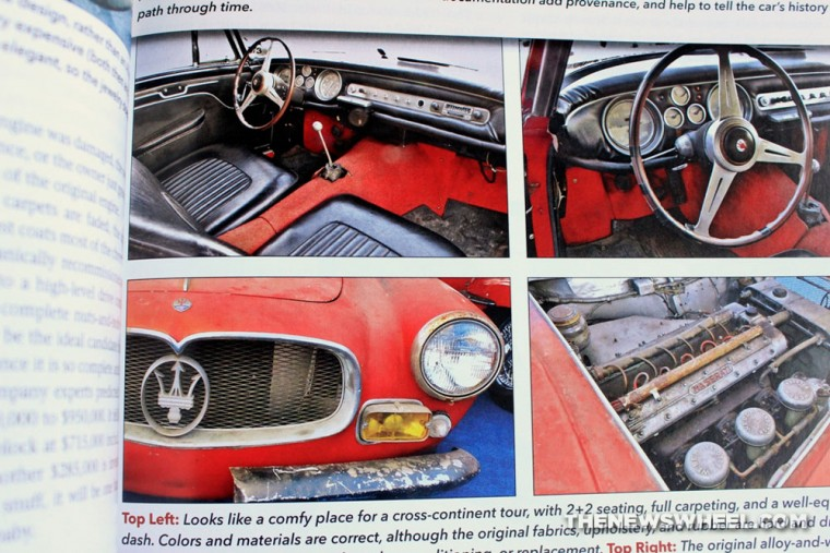 Exotic Barn Finds book review CarTech Matt Stone restored pictures