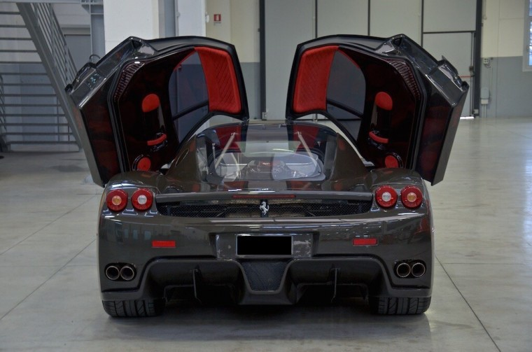 Ferrari Enzo Rear